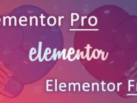 elementor pro против free